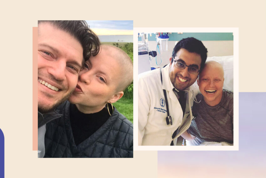 A Non-Hodgkins lymphoma survivor shares her cancer and IVF journey