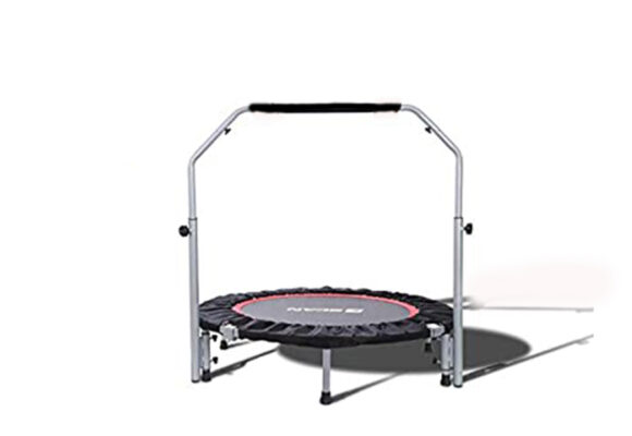 trampoline workouts at home