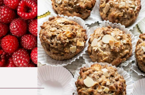Sick of Banana Bread? Use Pantry Staples to Make This Delicious Gluten-Free Muffins Recipe