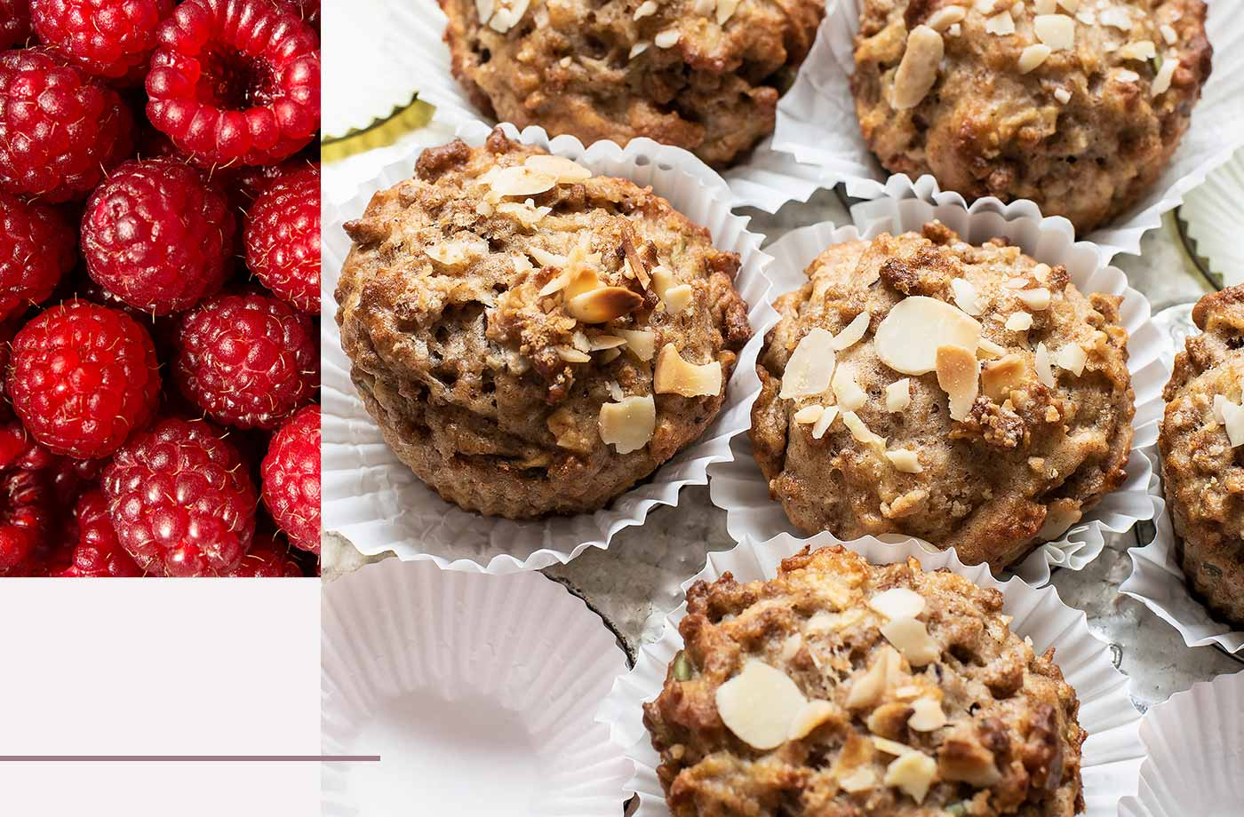 Thumbnail for Sick of Banana Bread? Use Pantry Staples to Make This Delicious Gluten-Free Muffins Recipe
