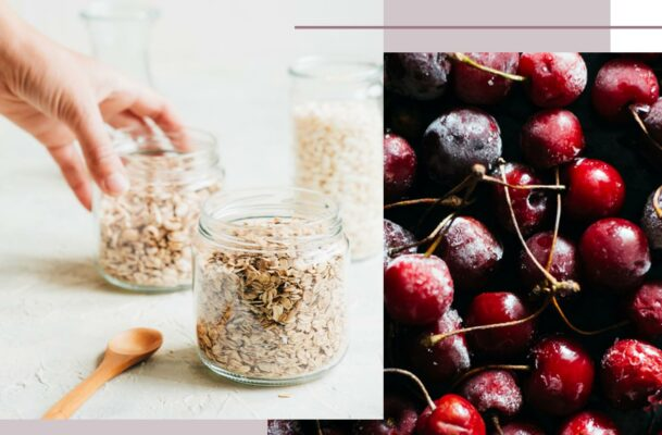 The easy, high-protein overnight oats that this fitness founder eats practically every morning