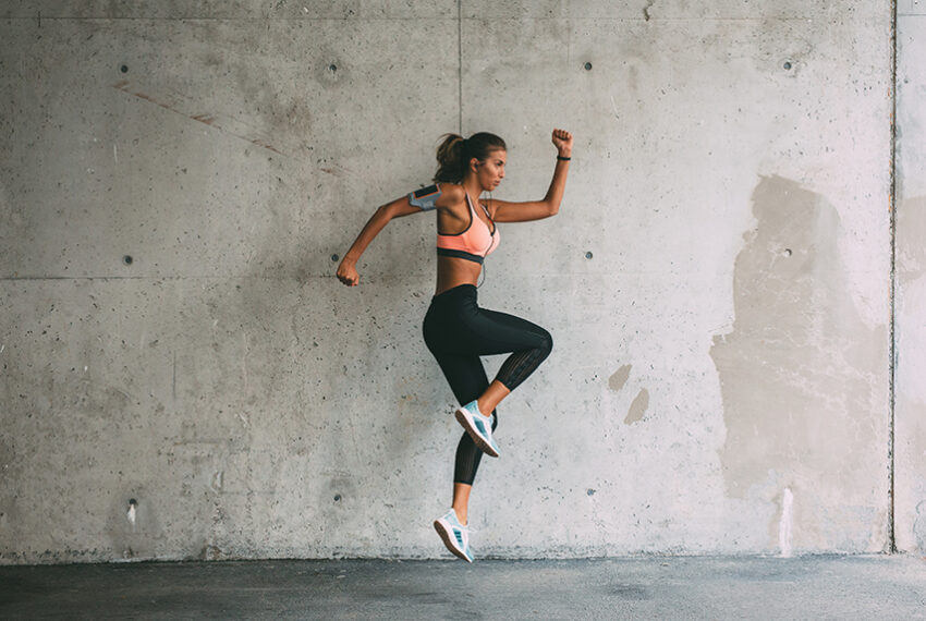 This Cardio-and-Core Igniting Move Is the Best Way to Start Every at-Home Workout