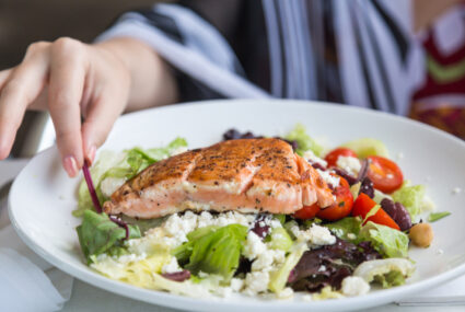 Here's everything you wanted to know about the pescatarian diet