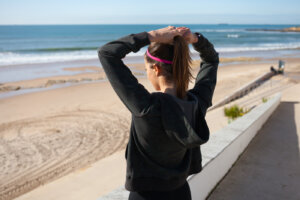 This is the best exercise for anxiety—and it's absolutely free