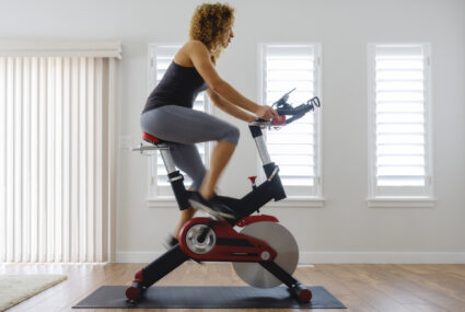 The Many Benefits of Spin Class That Prove It's so Much More Than a Leg Workout
