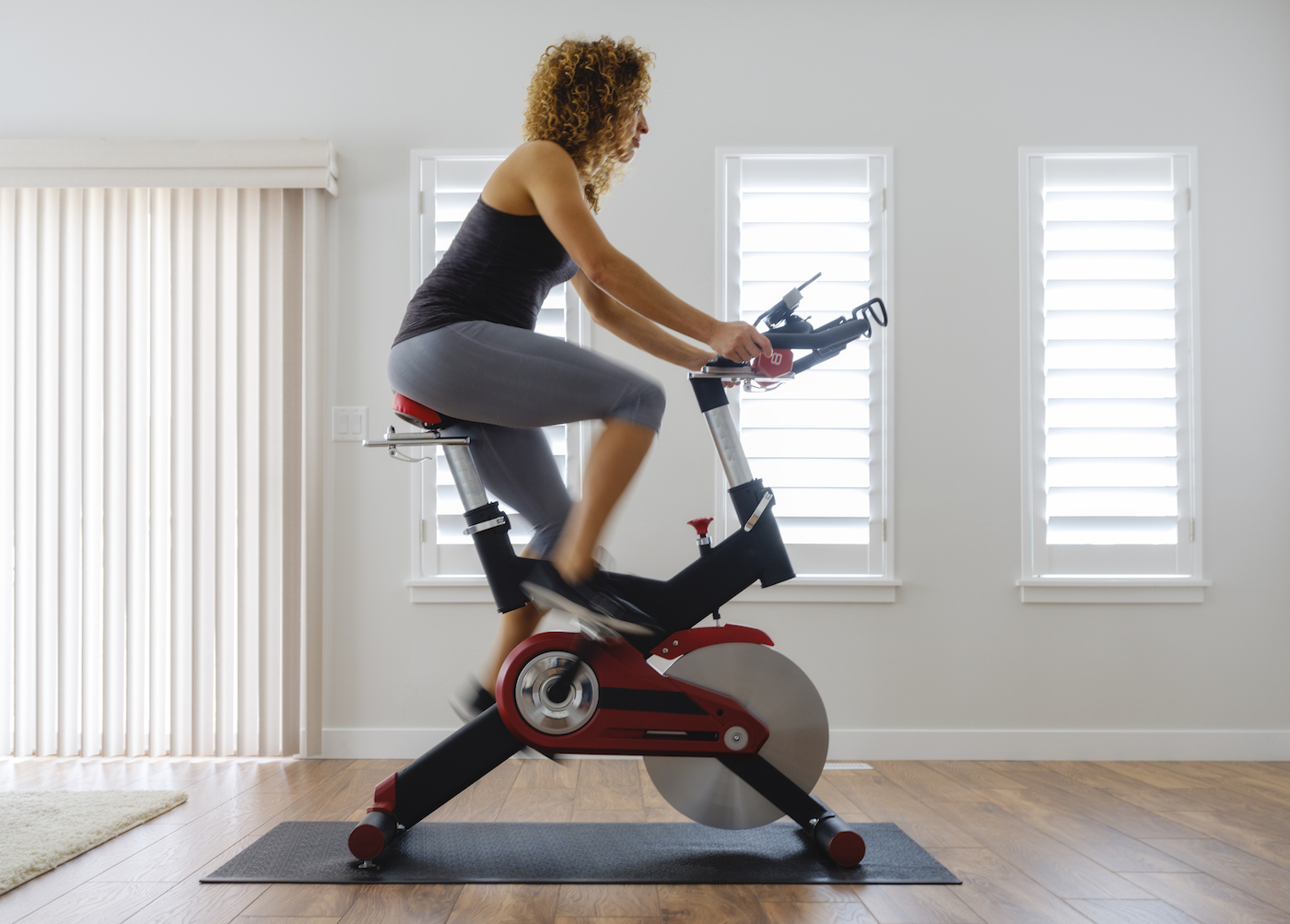 Thumbnail for The Many Benefits of Spin Class That Prove It's so Much More Than a Leg Workout