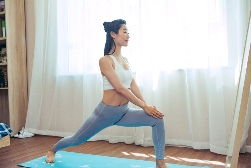 How to pair yoga and strength training to reach any fitness goal you have