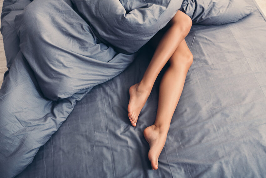 This Is How Often You Should Wash Your Bed Sheets If You Sleep Naked