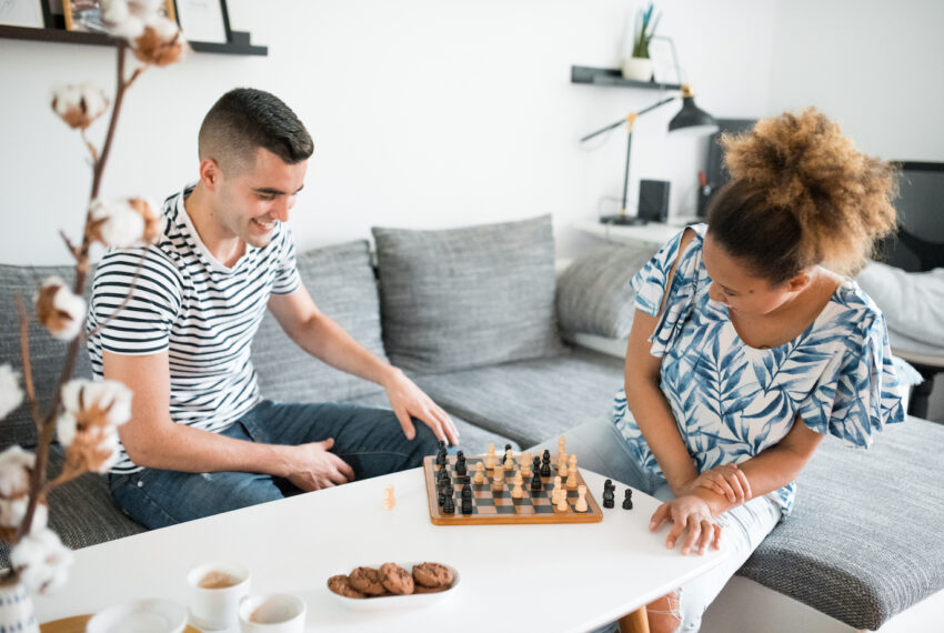 How to Not Be a Sore Loser, Even When Board Games Are Your Chief Form of Entertainment