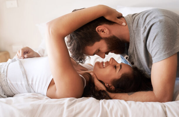 'Sexual Mirroring' Is the Hot, Unspoken Language You're Not Using in the Bedroom...Yet