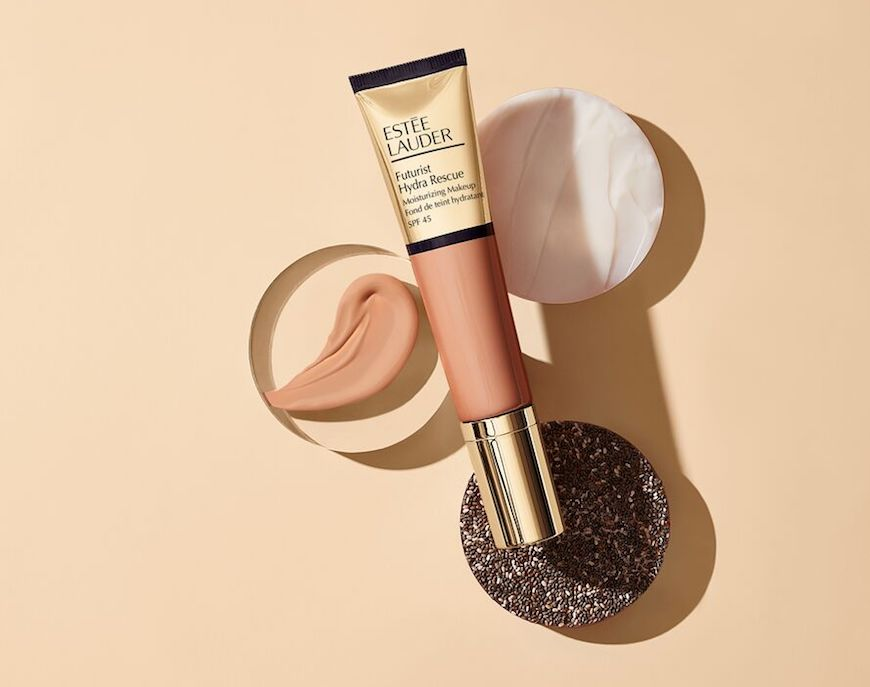 foundation with skin care