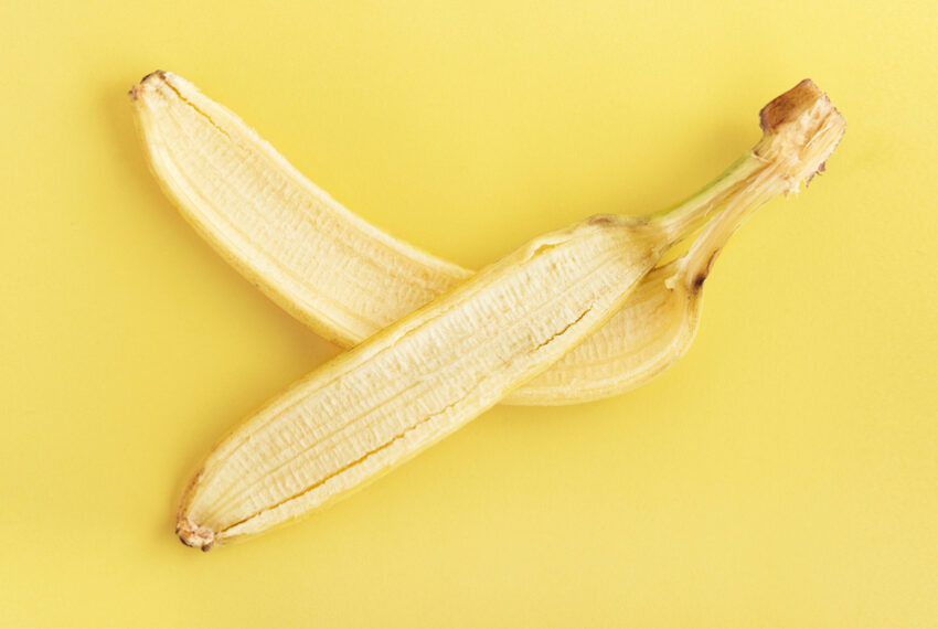 7 Creative Uses for Those Banana Peels You're About to Throw Away