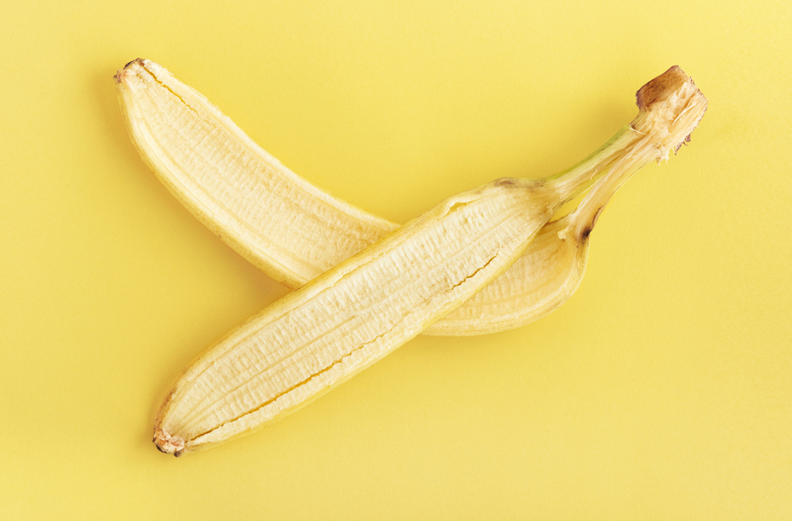 Thumbnail for 7 Creative Uses for Those Banana Peels You're About to Throw Away