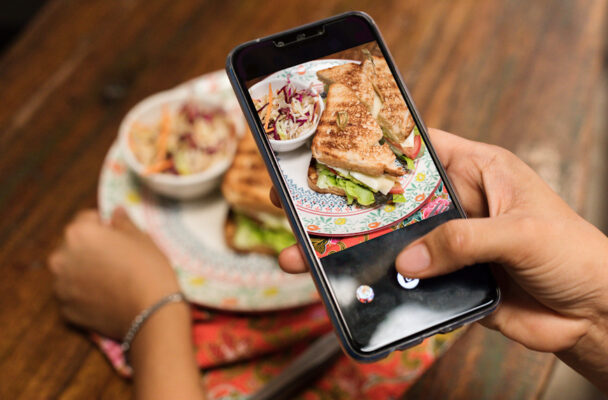 Food photography tips from pros, because we're all food influencers now