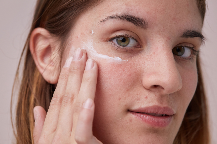 Thumbnail for Tried-and-True Skin-Care Products Backfiring? It's Because Staying at Home 24/7 Is Making Your Skin More Sensitive