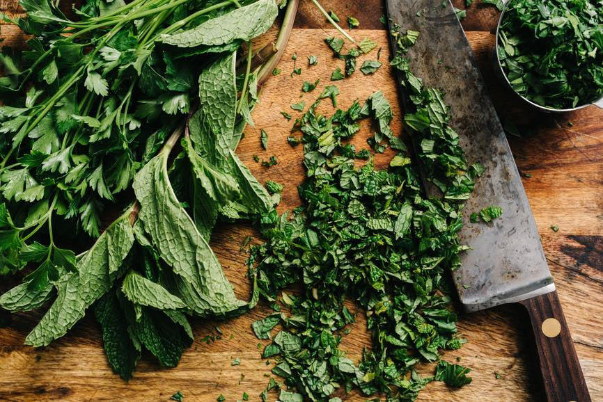 Thumbnail for Yes, you can keep your herbs fresh in the fridge for *months*—here's how