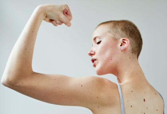 Muscle mass is hard to lose—so don't sweat it, okay?