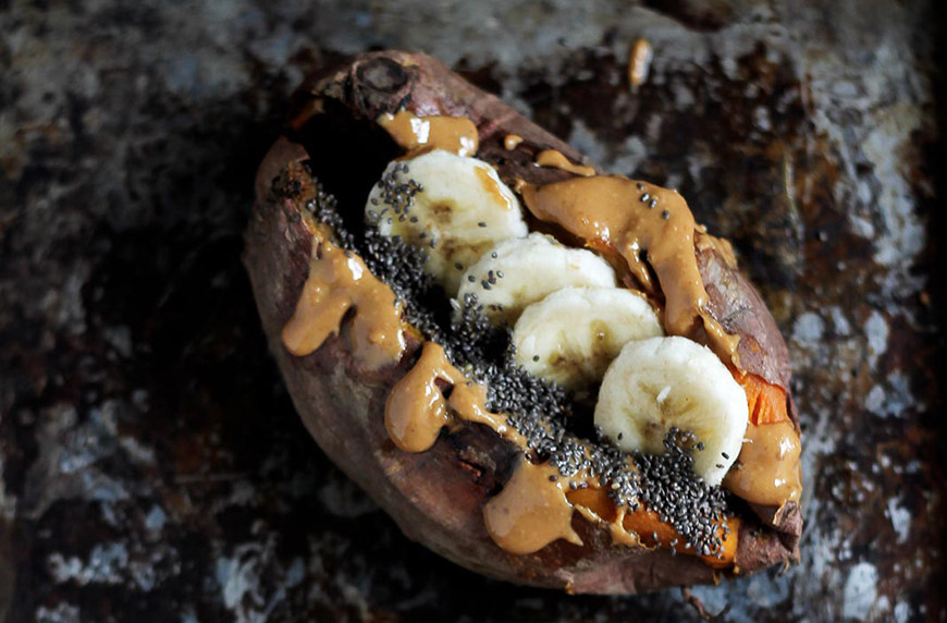 ways to use nut butter