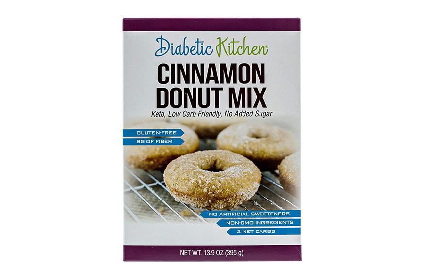 healthy baking mixes