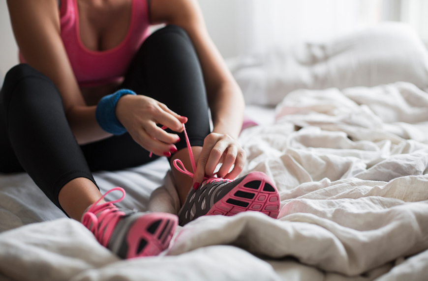 Thumbnail for Does Exercise Reduce Inflammation? Here's What a Preventive Medicine Doc Says