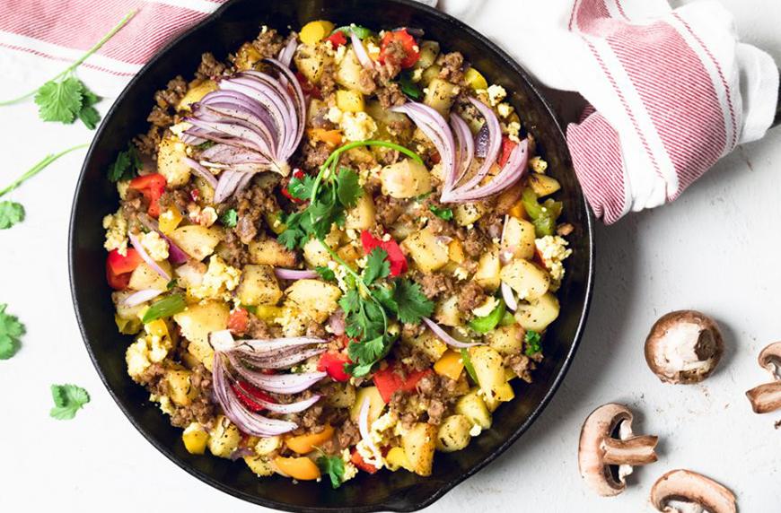 one pan breakfast recipe