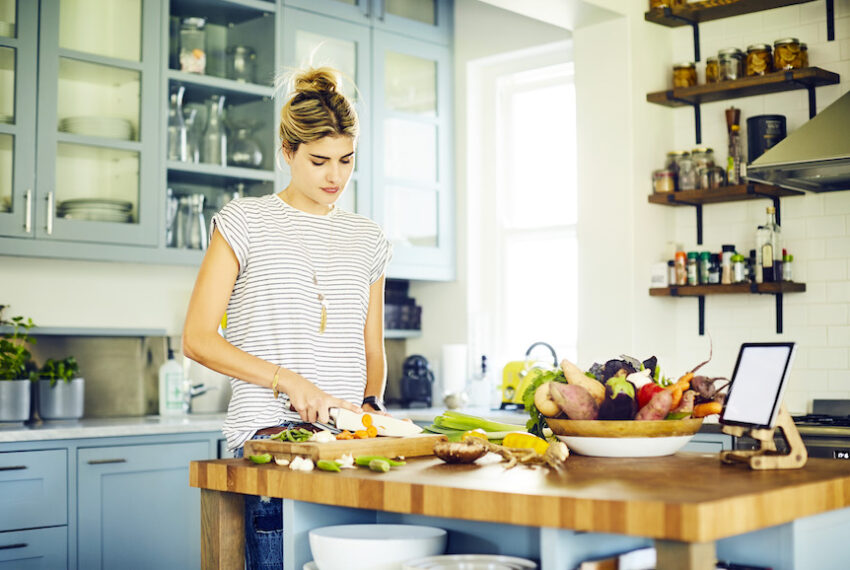 The 6 Nutrients Every Plant-Based Eater Should Prioritize, According to a Top Dietitian