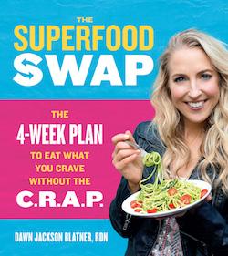 superfood swap