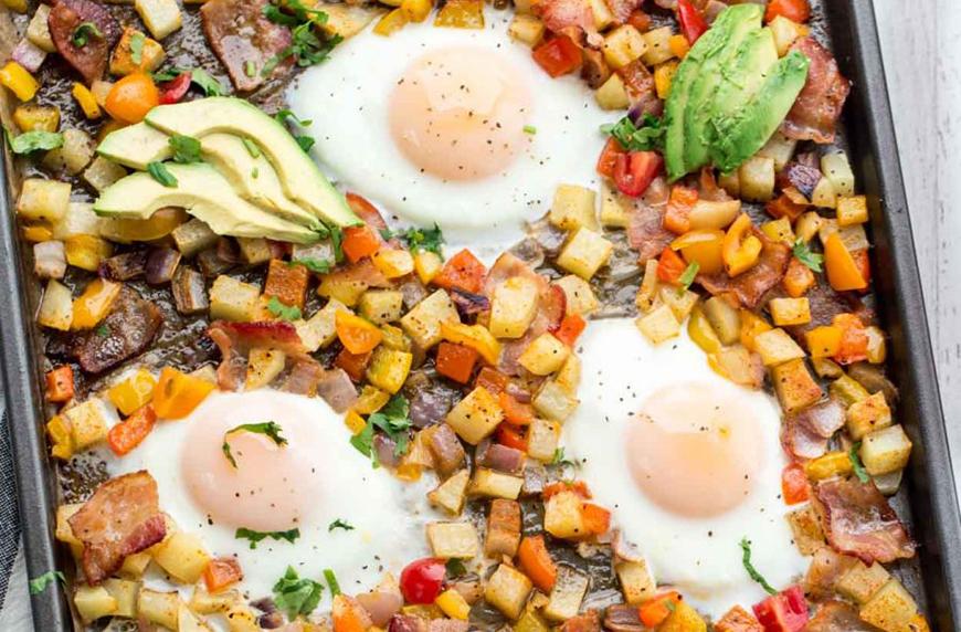 one pan breakfast recipes