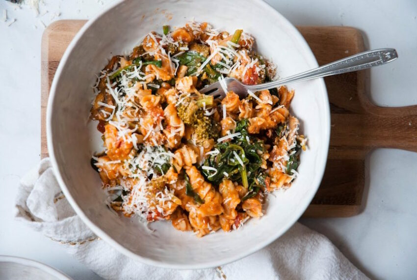 6 healthy, one-pot pasta recipes that won't lead to a sink full of dishes