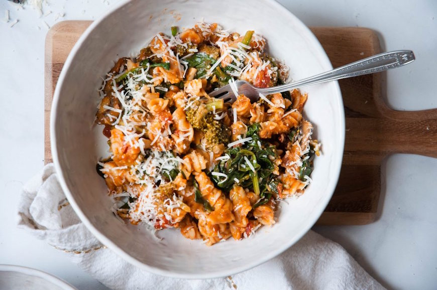 Thumbnail for 6 healthy, one-pot pasta recipes that won't lead to a sink full of dishes