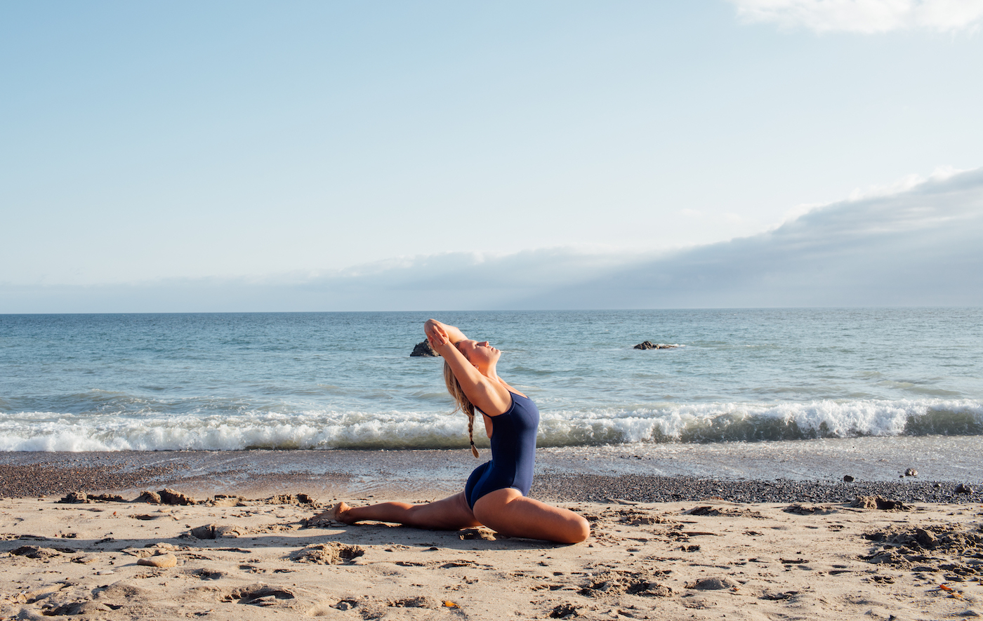 Thumbnail for 5 yoga backbends that work to mobilize a contracted spine
