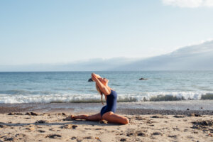 5 yoga backbends that work to mobilize a contracted spine