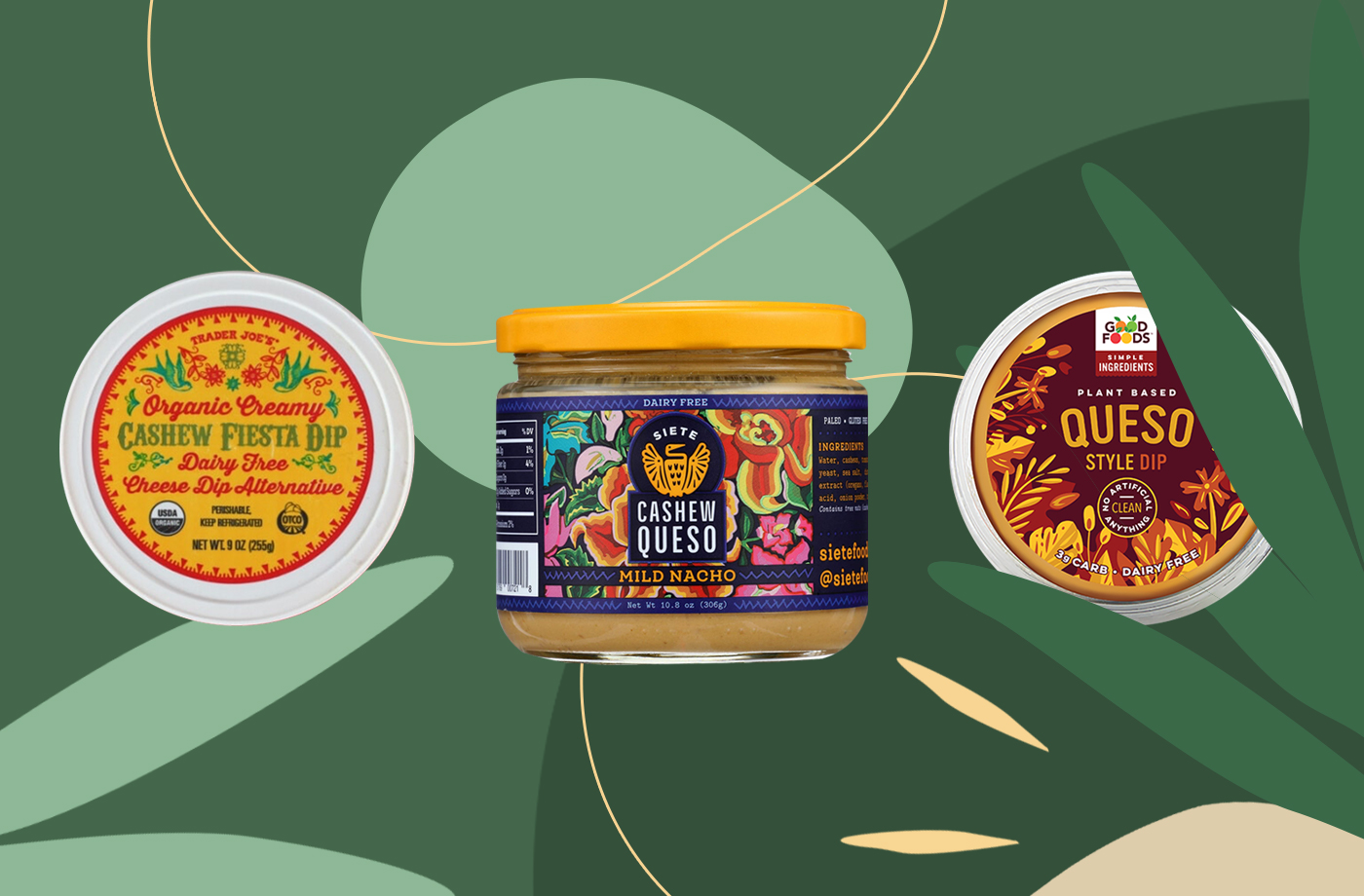 Thumbnail for Plant-Based Queso Is About to Be Your New Favorite Dip