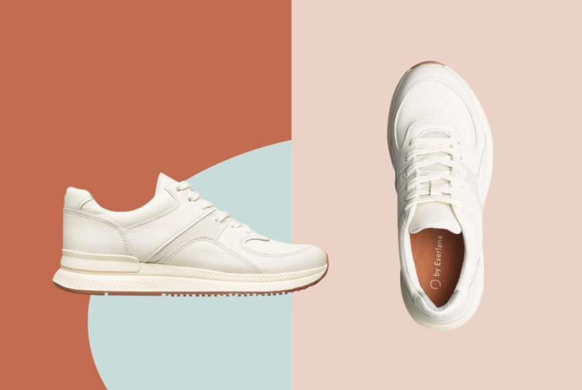 Everlane's Super Sleek and Sustainable Sneakers Are up to 50% Off
