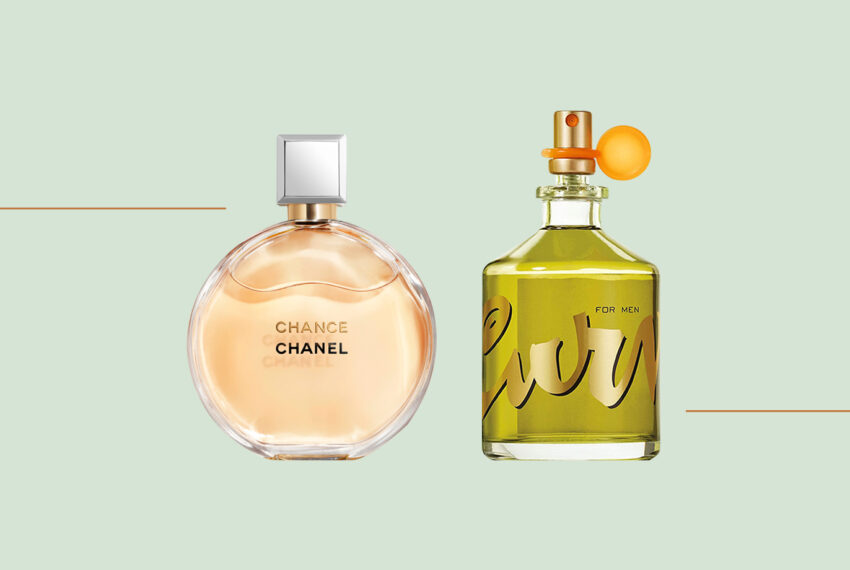 Spritzing yourself with nostalgic scents is an instant TBT mood boost