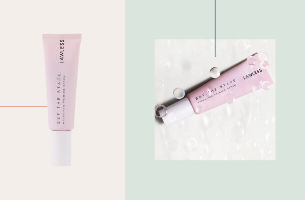 This Hydrating Primer Slashed 5 Total Steps Out of My Skin Care Routine—and I'm Head-Over-Heels...