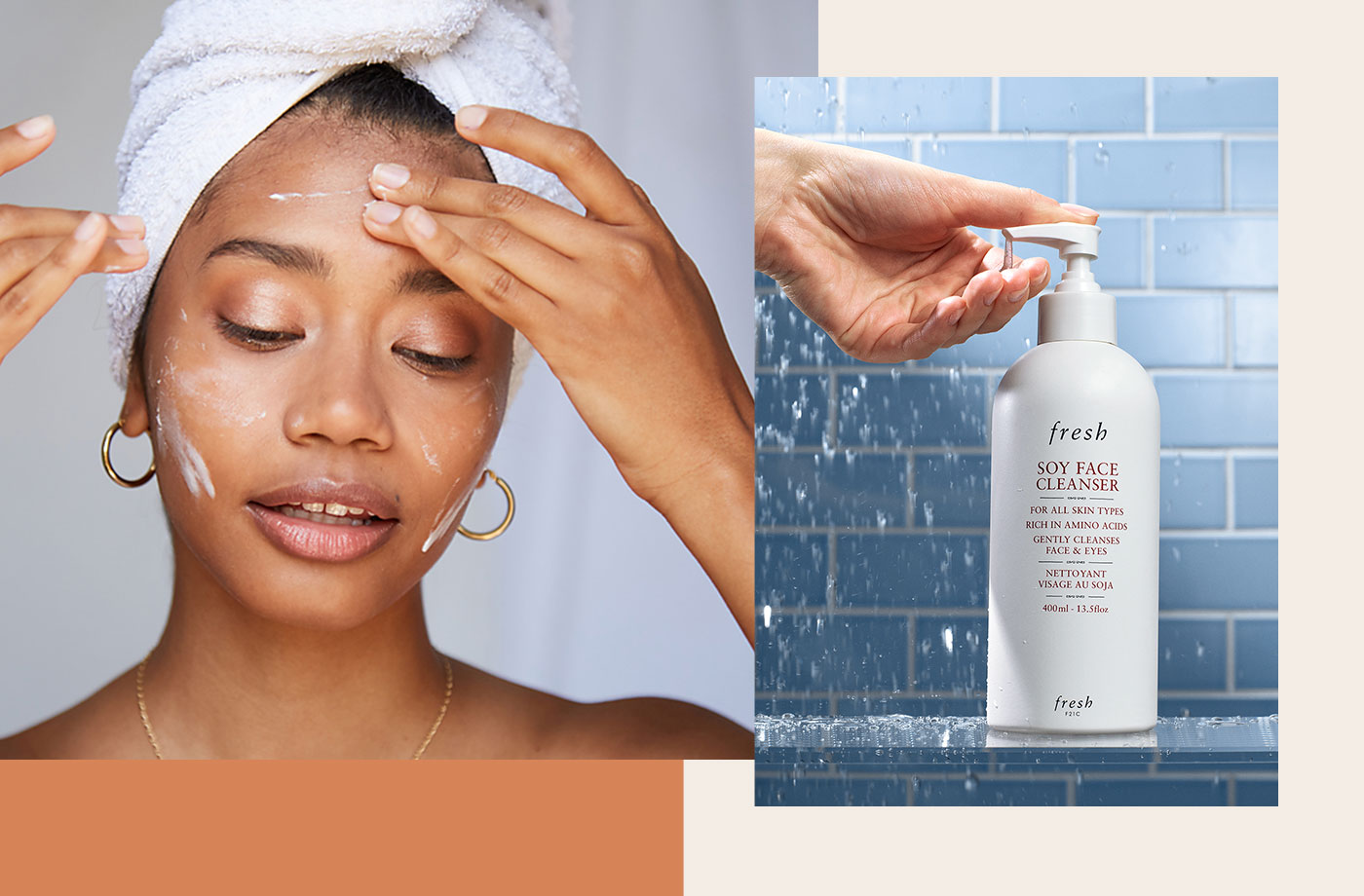 You can now get the cleanser all of our editors swear by in a size big enough to last all year