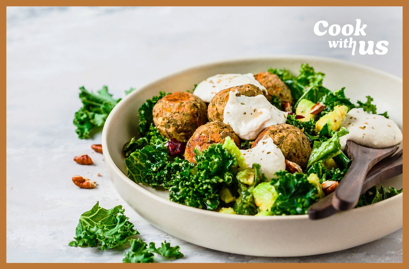 Thumbnail for These Easy, Protein-Packed Chickpea Meatballs Work in *so* Many Different Meals