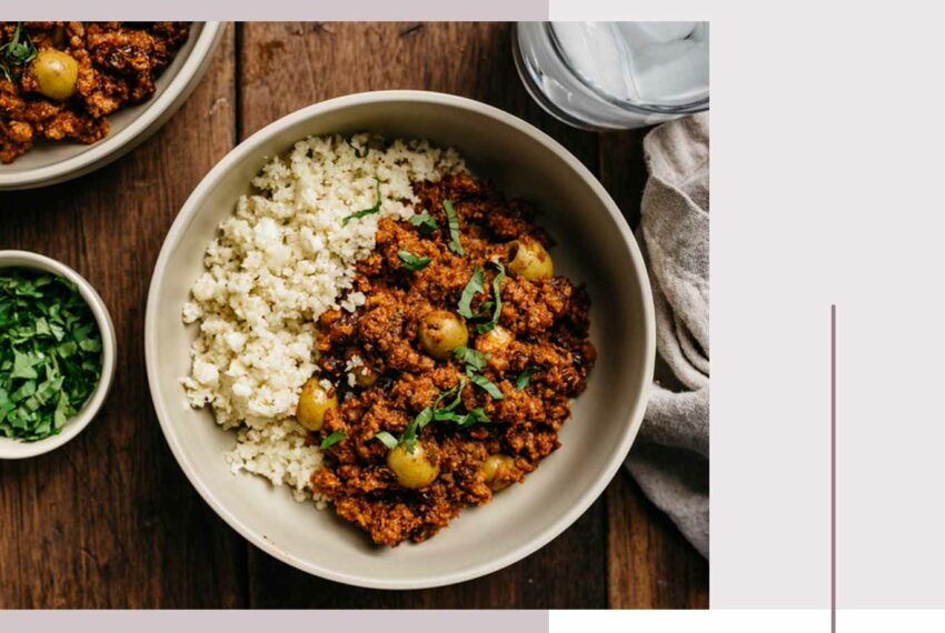 The easy, Cuban-inspired picadillo recipe a brain health expert loves