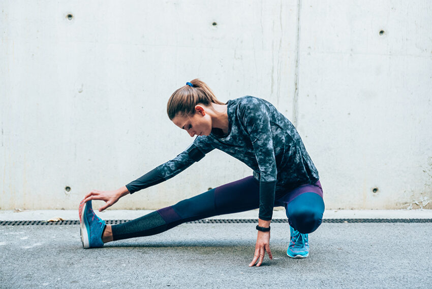 If you're not already stretching your inner thighs, here's why it's important—and how to do it