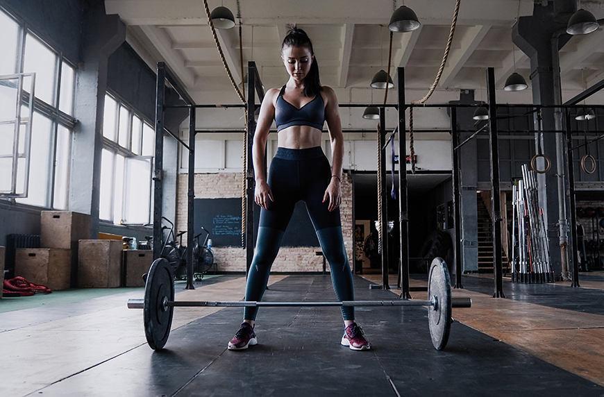 Thumbnail for 6 workout moves you shouldn't attempt at home for the first time—and what to do instead