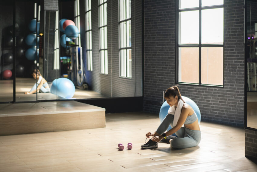 Gyms across the country are starting to reopen—here's what the new normal will look like