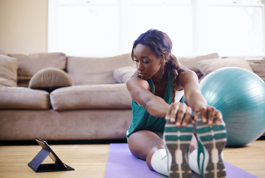 The best at-home workout for you to try next, according to your zodiac sign