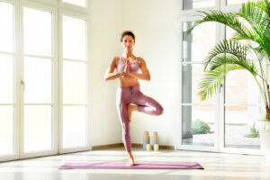 The secret to stability in yoga lies in your nether region, and it's called mula bandha