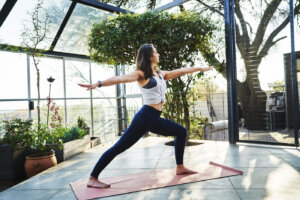 Move Through This 30-Minute Energizing Yoga Flow To Stretch Out Every Cramped Muscle in Your Body