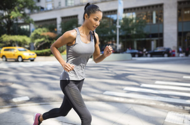 'City Block' Workouts Make Your Street the Only Equipment You Need—Here Are 5 Easy Outdoor...