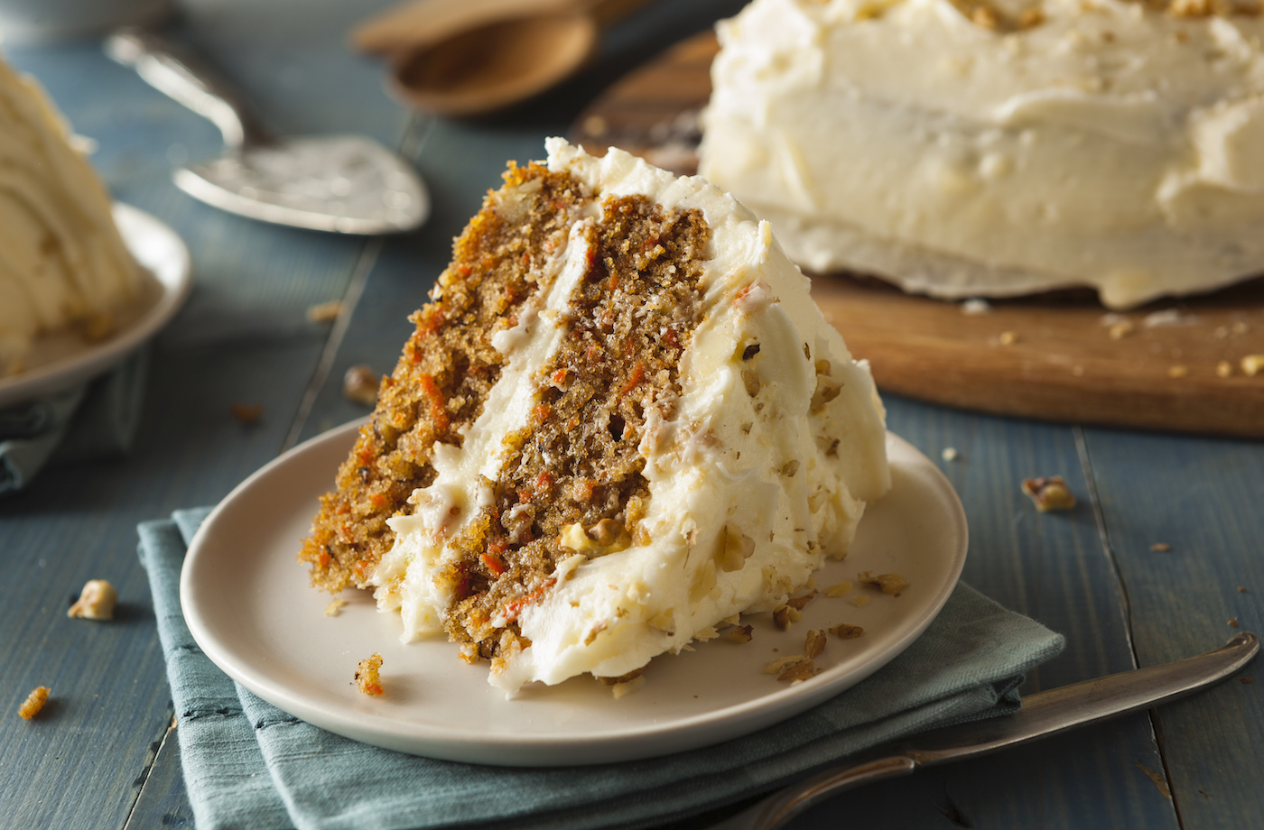Thumbnail for Looking for a new quarantine baking project? Try this delicious, gluten-free carrot cake