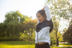 5 post-run stretches that unwind miles and miles in a mere 5 minutes