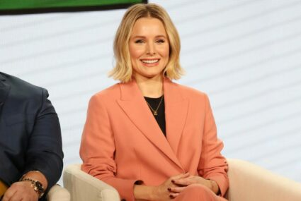 Kristen Bell Is Partnering With Lord Jones for an Affordable CBD Line Called 'Happy Dance'
