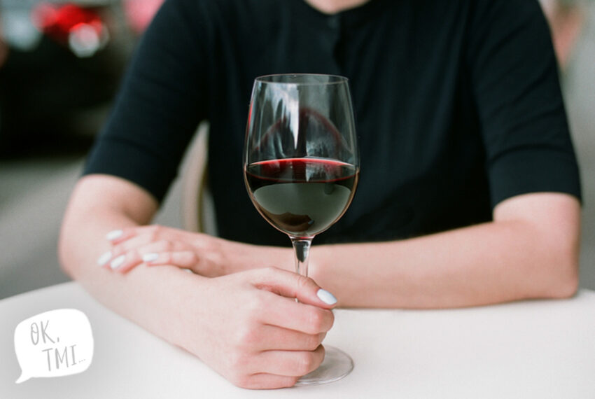 OK, TMI: Why does drinking alcohol always give me diarrhea?